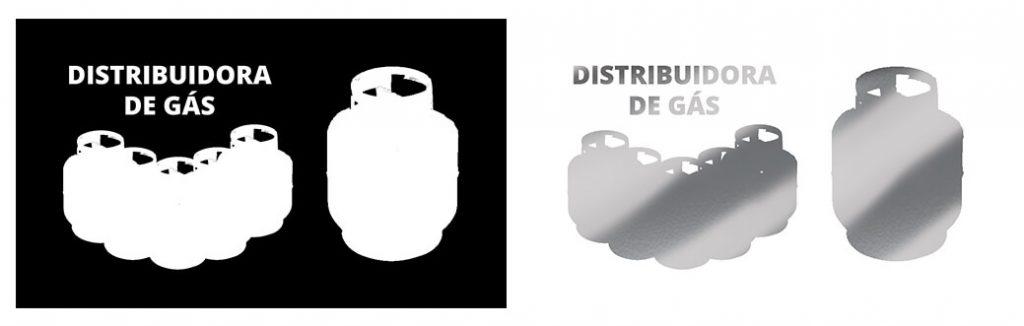 Impressão Metalizada l Máscara Metalizado l Papel Metálico l Gráfica Cartão de Visita